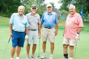 2021 Golf Scramble attendees