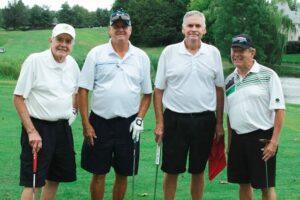 2021 Golf Scramble Team